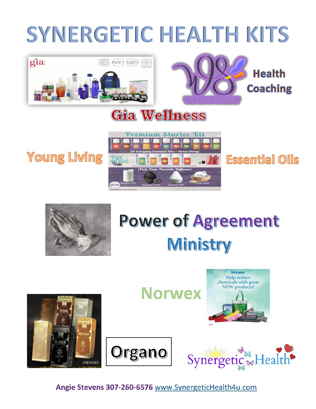 Synergetic Health Kits